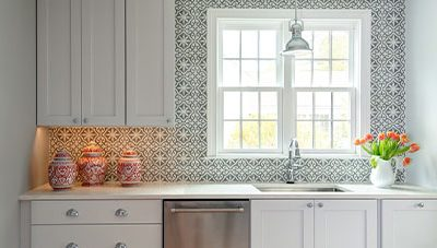 Choosing Tile For Your Backsplash