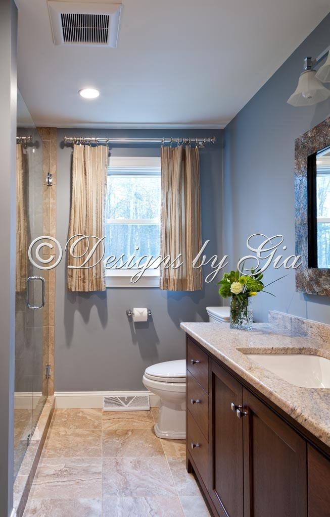 Modern Bathroom in Princeton, Massachusetts